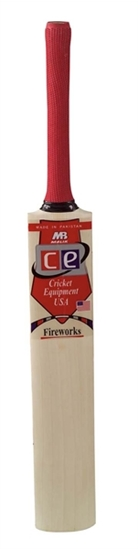 Picture of Cricket Bat Fireworks by Cricket Equipment USA