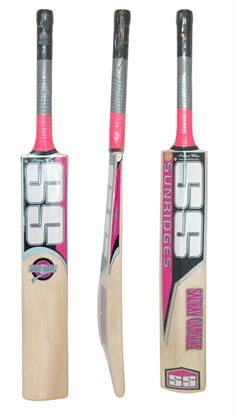 Picture of SS Saurav Ganguly Cricket Bat Kashmir Willow by Sunridges