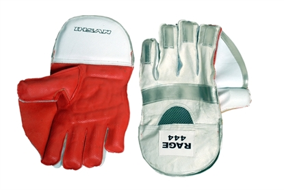 Picture of IS Cricket Wicket Keeping Gloves RAGE 444 By Ihsan