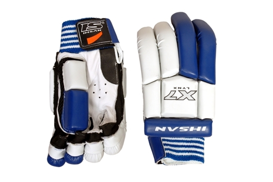 Picture of IS Cricket Batting Gloves LYNX X7 By Ihsan