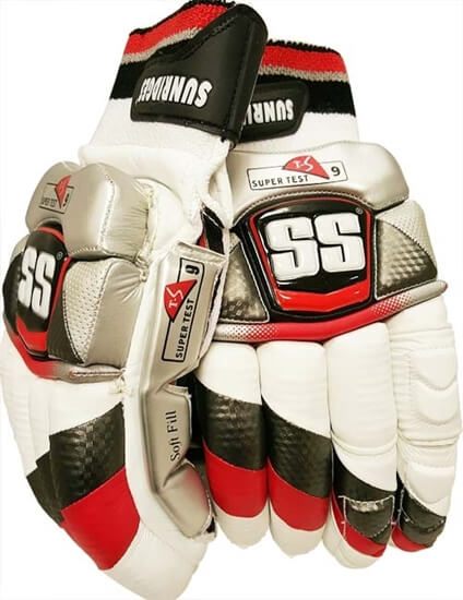 Picture of SS Cricket Batting Gloves SUPERTEST By Sunridges