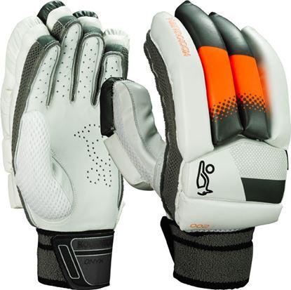 Picture of ONYX 200 Batting Gloves Men By Kookaburra