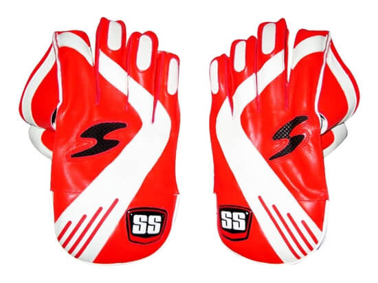 Picture of SS Cricket Wicket Keeping Gloves PROFESSIONAL (NEW) By Sunridges