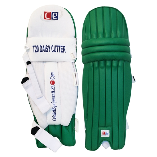 Green Batting Pads