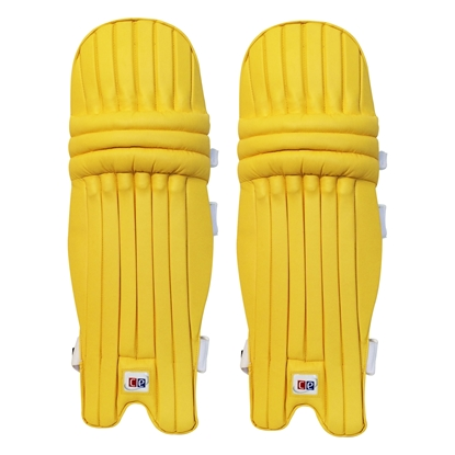 Yellow Gold Australian Color Batting Pads