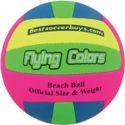 Colorful Beach volleyballs
