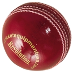 Picture of Revolution leather cricket ball by Cricket Equipment USA