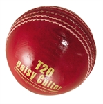 Picture of T20 Daisy Cutter leather cricket ball by Cricket Equipment USA