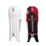 Picture of Haddin 250 Wicket Keeping Leg Guards By Kookaburra