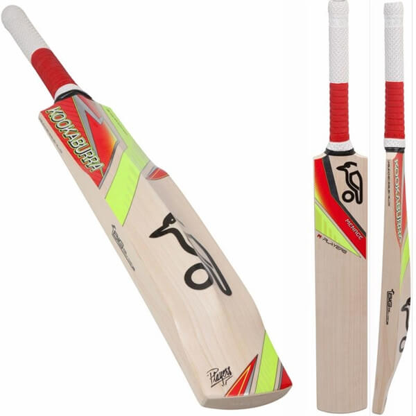 English Willow Cricket Bats By Kookaburra