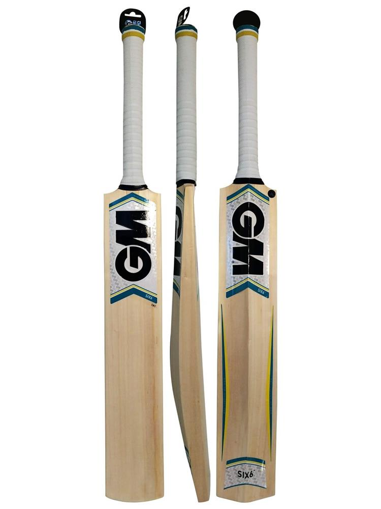 Gunn /& Moore 2018 Range GM SIX6 KASHMIR CRICKET BAT