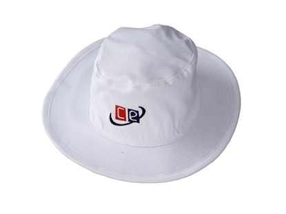 Picture of Sunhat Floppy White by Cricket Equipment USA