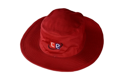 Picture of Sunhat Floppy Maroon by Cricket Equipment USA