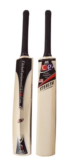 Picture of Cricket Bat Stealth English Willow by Cricket Equipment USA