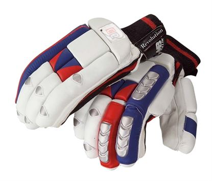 Picture of Cricket Batting Gloves Revolution by Cricket Equipment USA