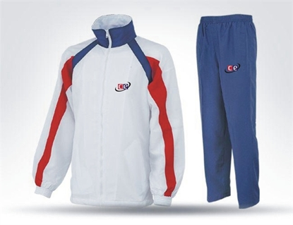 Picture of Tracksuit Model T-1201T By Cricket Equipment USA
