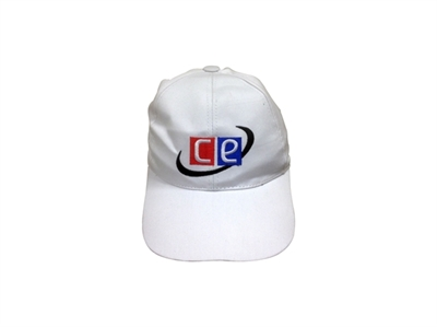 Picture of White Cricket Cap by Cricket Equipment USA