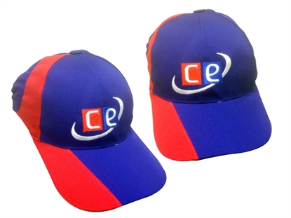 Picture of Cricket Cap in England Colors by Cricket Equipment USA