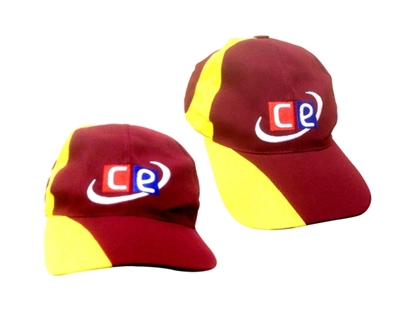 Picture of Cricket Cap in West Indies Colors by Cricket Equipment USA