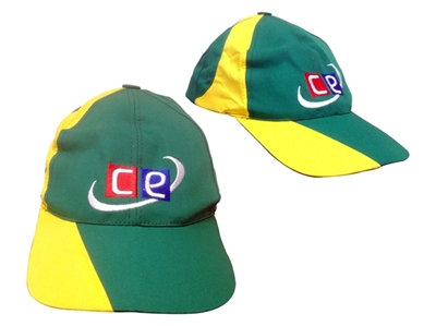 Picture of Cricket Cap in Pakistan & South Africa Colors by Cricket Equipment USA