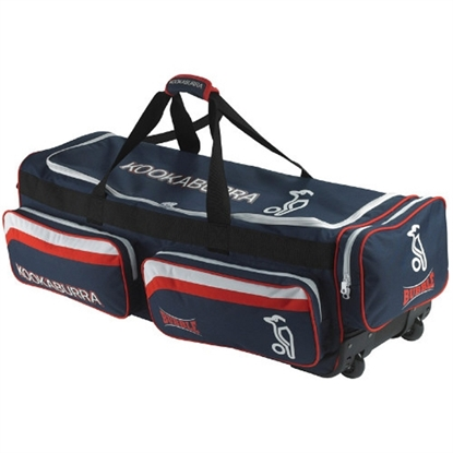 Picture of Bubble Wheelie Cricket Kit Bag by Kookaburra
