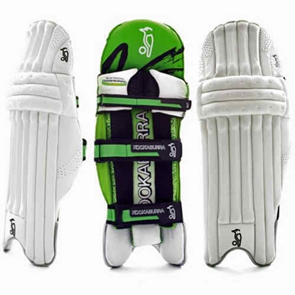 Picture of Kahuna 400 Batting Pads Ambi  by Kookaburra
