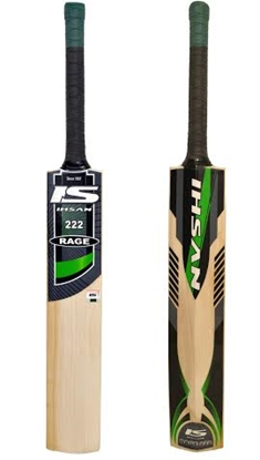 Picture of Cricket Bat English Willow RAGE 222 By Ihsan