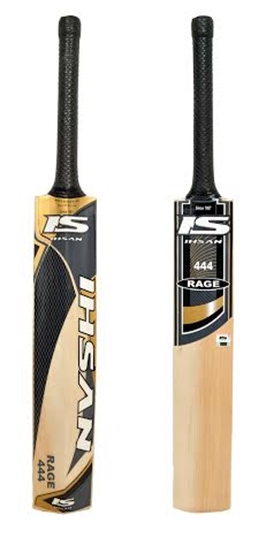 Picture of Cricket Bat English Willow RAGE 444 by Ihsan