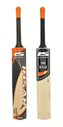 Picture of Cricket Bat English Willow RAGE 555 by Ihsan