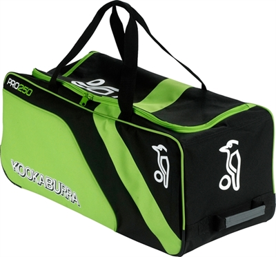 Picture of Cricket Kit Bag Wheelie Pro 250 By Kookaburra