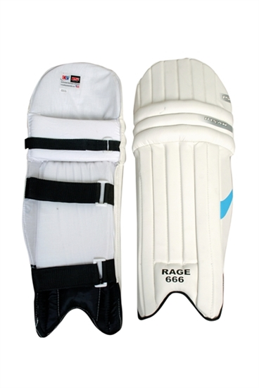 Picture of Cricket Batting Pads RAGE 666 By Ihsan