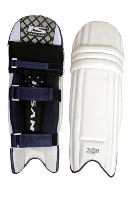 Picture of IS Cricket Batting Legguards LYNX X6 by Ihsan