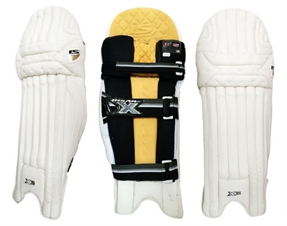 Picture of Cricket Batting Pads Lynx X2 By Ihsan