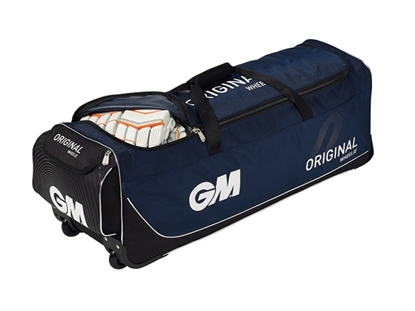 Picture of GM 5 Star Original Wheelie Cricket Kit Bag by Gunn & Moore