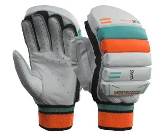 Picture of Impulse 200 Cricket Batting Gloves By Kookaburra