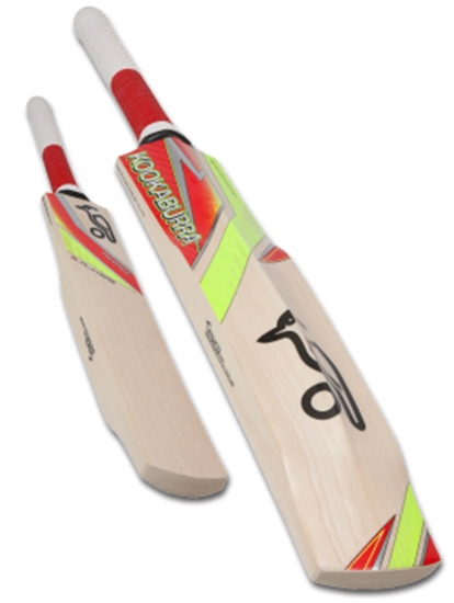 Picture of Cricket Bat English Willow Menace 500 By Kookaburra