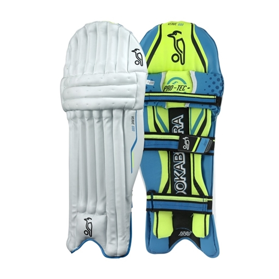 Picture of Verve 600 Cricket Batting Pads by Kookaburra