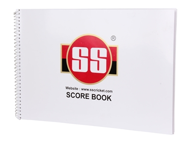 Picture of Cricket Score Book By Sunridges