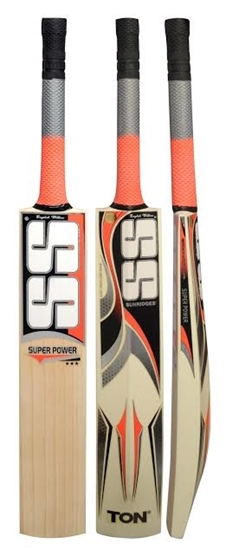 Picture of Cricket Bat English Willow SS Super Power by Sunridges