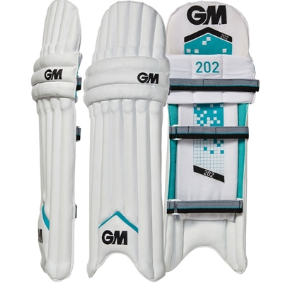 Picture of Cricket Batting Pads 202 Ambidextrous by GM Gunn & Moore