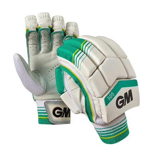Picture of Cricket Batting Gloves 505 by Gunn & Moore for Men - Right Handed