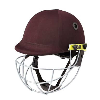 Icon Geo Blue Senior Batsman Cricket Helmet