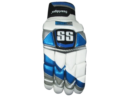 cheapest price temperament shoes hot new products Cricket Batting Gloves HI TECH by SS Sunridges