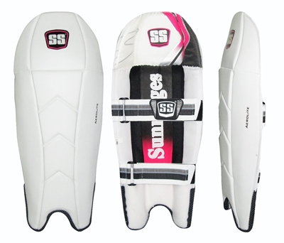 Picture of SS Cricket Wicket Keeping Pads AEROLITE Legguards By Sunridges