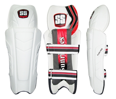 Picture of Cricket Wicket Keeping Pads Flexi Pro By SS Sunridges