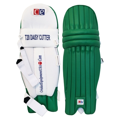 Green Batting Pads