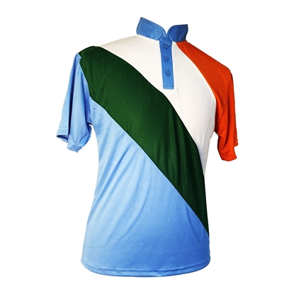 Picture of Colored Cricket Kit Indian Pants and Shirt
