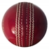 Picture of Cricket Ball Red & White Sting By Cricket Equipment USA