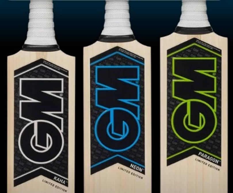 Cricket Bats Blades Lengths For GM (Gunn & Moore) Bats