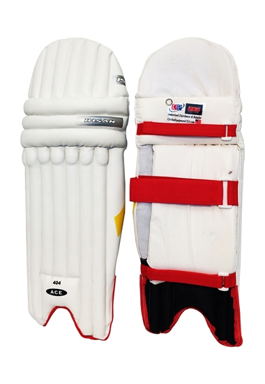 Ace 404 Batting Pads IHSAN